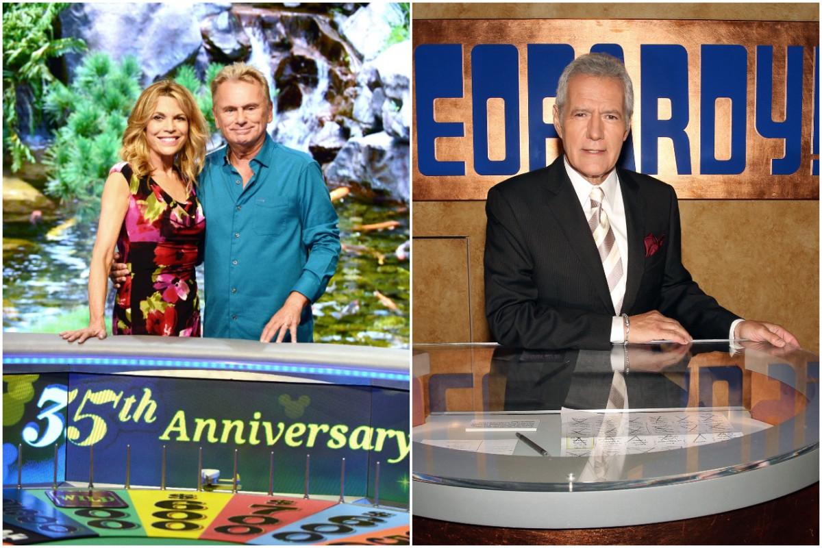 'Wheel of Fortune' en 'Jeopardy' keren terug naar de studio met opnieuw ontworpen sets