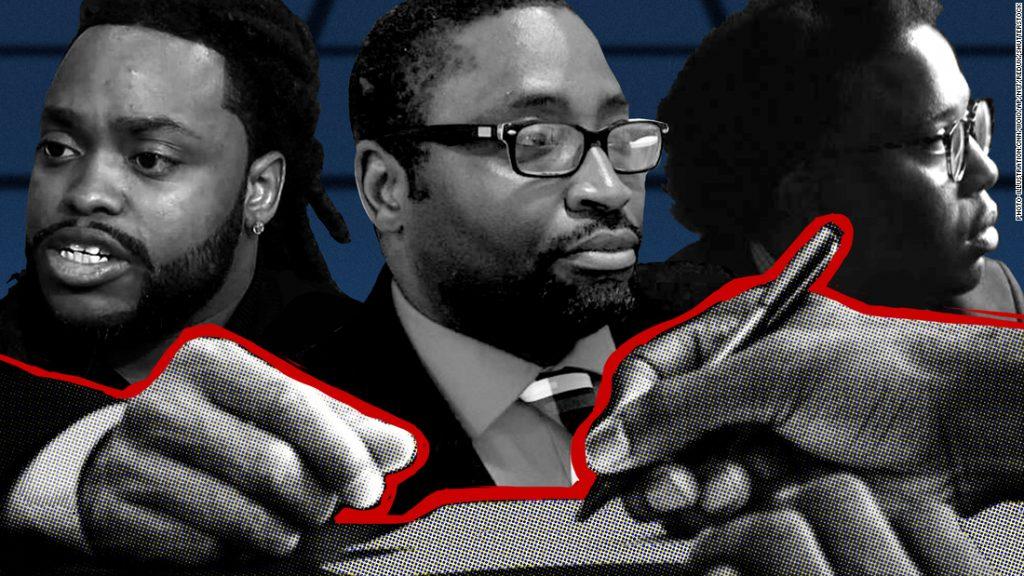 'Banking while Black'-incidenten die naar voren komen als demonstranten de aandacht vestigen op racisme in de VS.