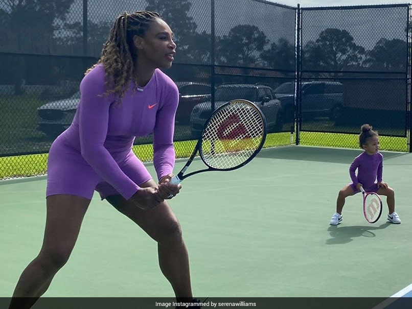 Serena Williams en haar nieuwe dubbelpartner nemen Social Media By Storm