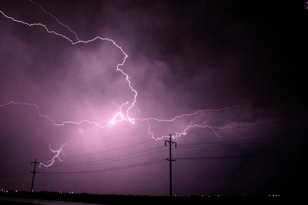 Lightning in Bihar