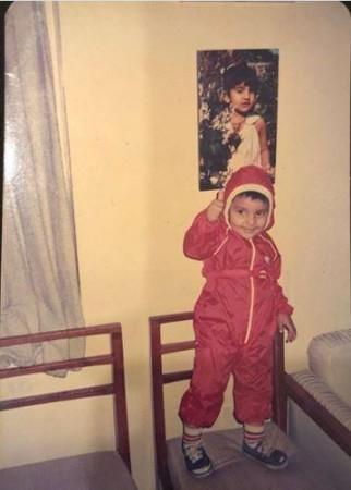 Ranveer Singh's jeugd