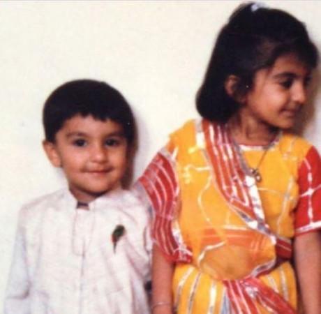 Ranveer Singh met Ritika Bhavnani