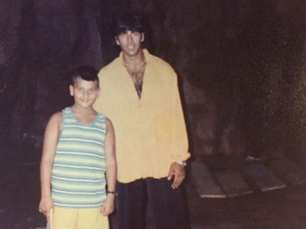 Ranveer Singh met Akshay Kumar