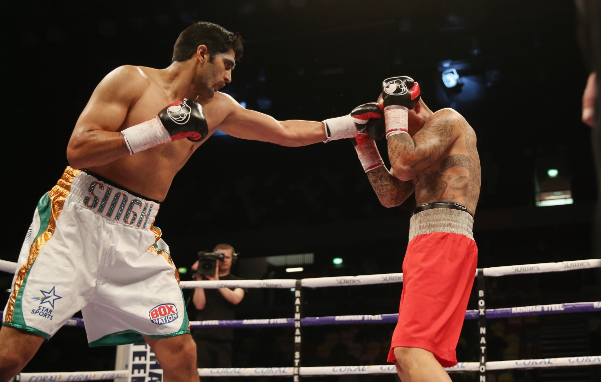 Watching Rathore on the podium inspired me to win Olympic medal: Vijender