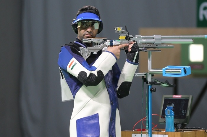 Bindra over deelname aan de Olympische Spelen: '' In een Oly-finale is het die 1% voorsprong die het verschil maakt '