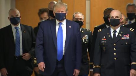 Wat het masker van Trump niet kan verbergen