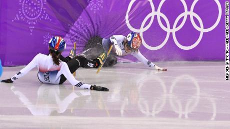 De vrouwelijke atleten die zich uitspreken over de Zuid-Koreaanse schaatscultuur van misbruik