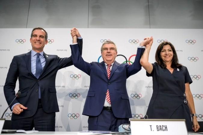 Olympische Spelen Parijs 2024