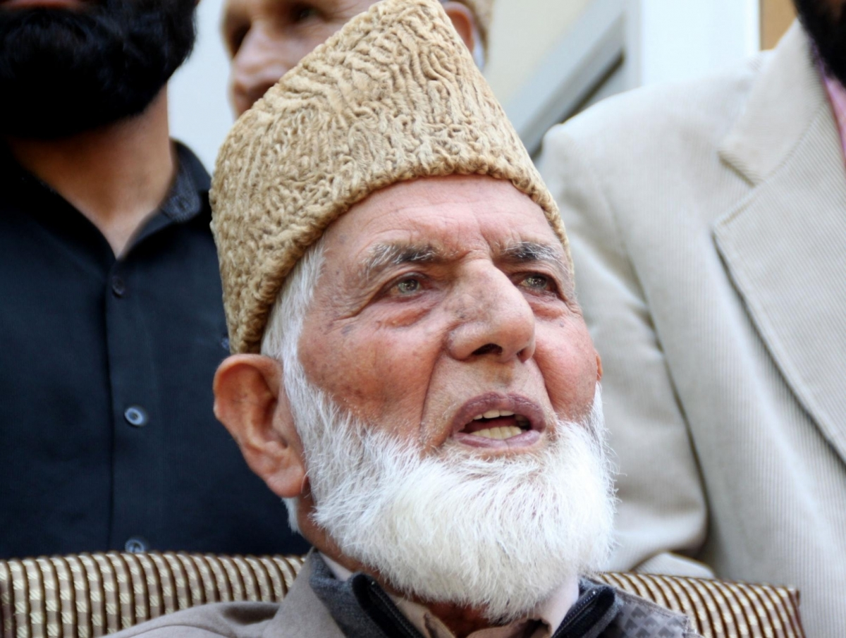 Pakistan upper house passes resolution to laud Kashmiri separatist Geelani