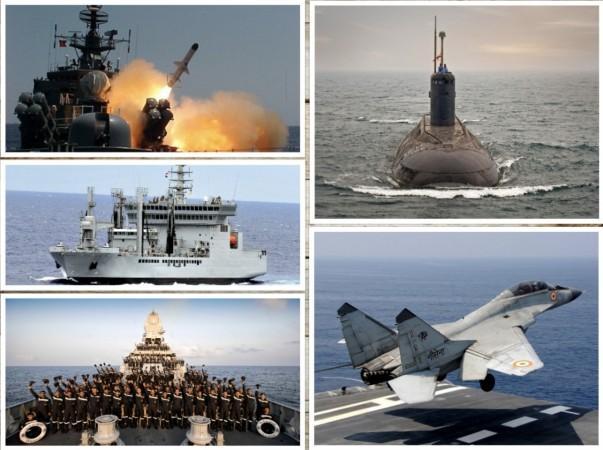 Indiase marine