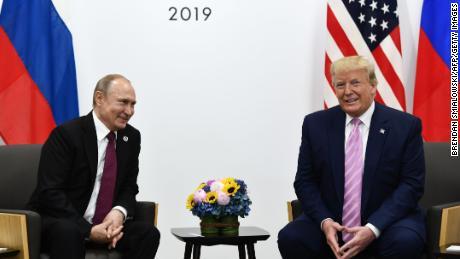 37 keer was Trump zacht voor Rusland