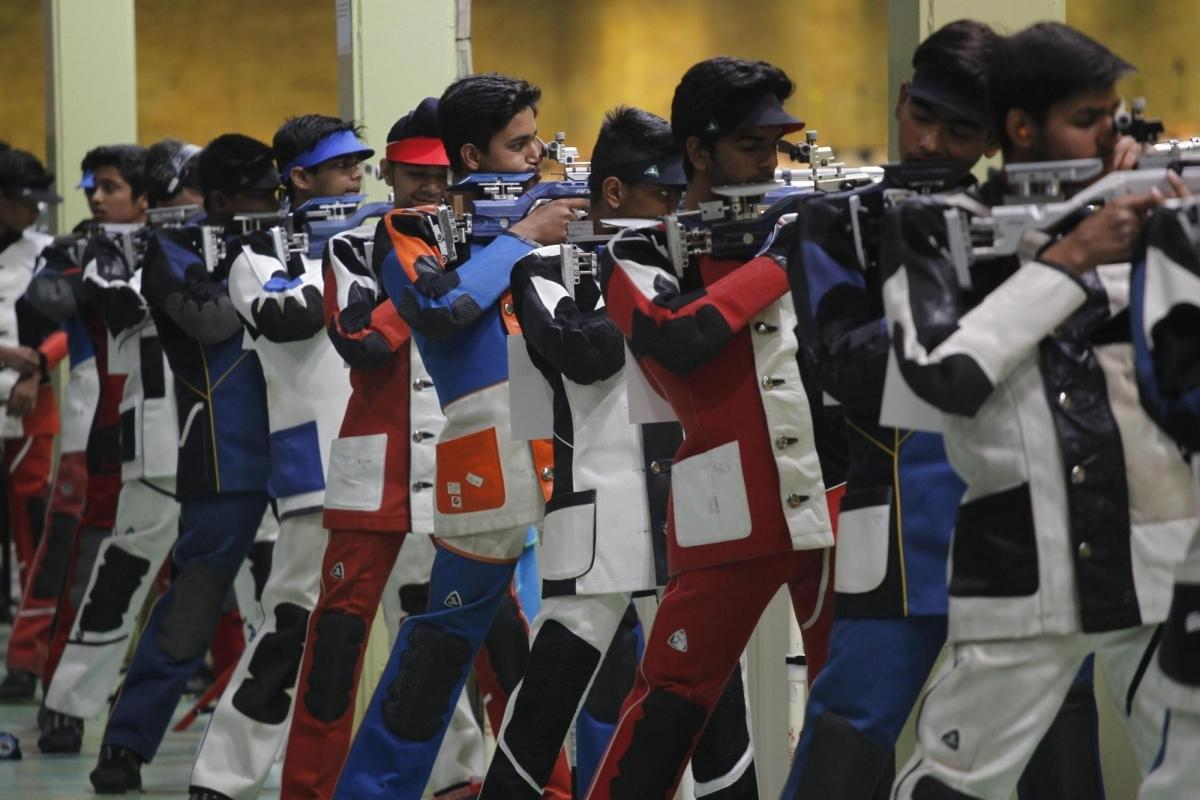 Coach tests COVID-19 positive at Karni Singh, training to continue