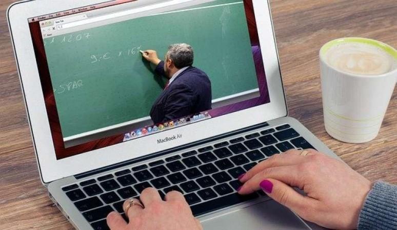 online lessen