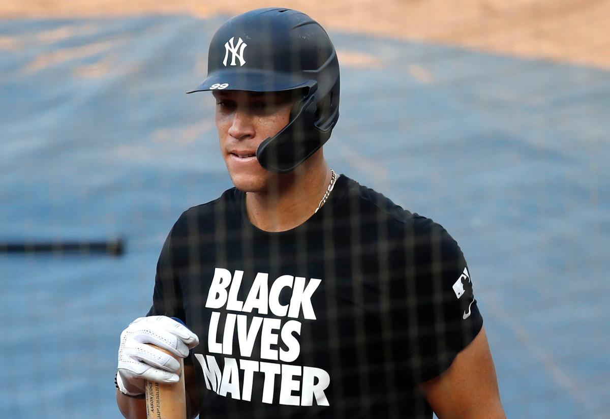 Aaron Judge begint sterk in de overwinning van Yankees