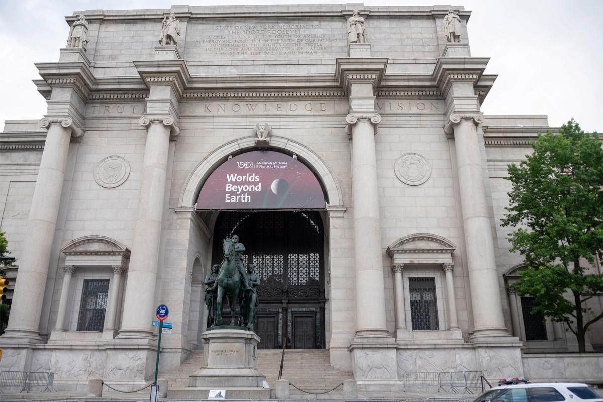 American Museum of Natural History is van plan in september te heropenen