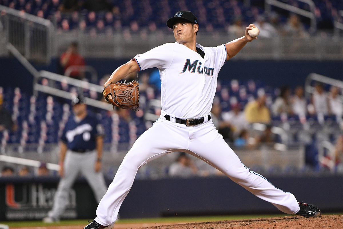 Chen Wei-Yin is de best betaalde speler van MLB in het seizoen 2020
