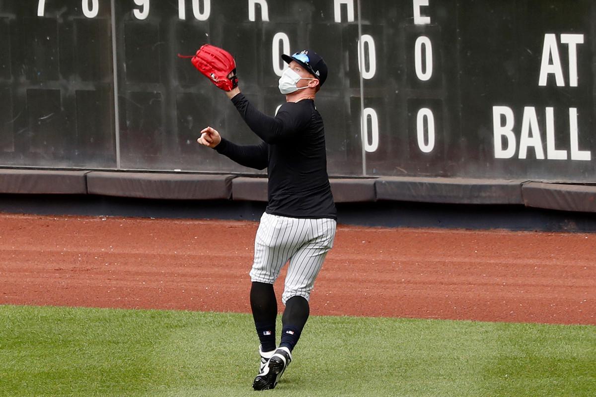 Clint Frazier baalde over de rol van Yankees die had kunnen zijn
