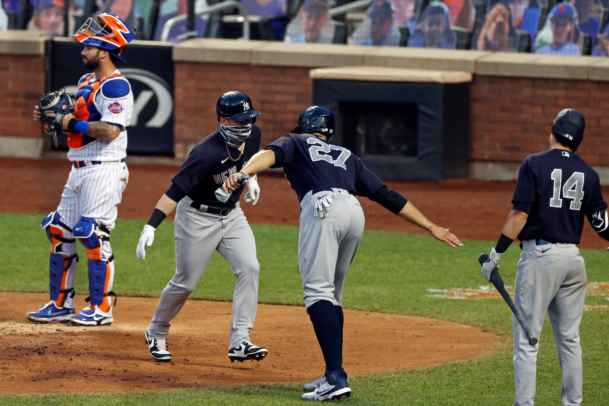 Dit Yankees-Mets-spel was anders