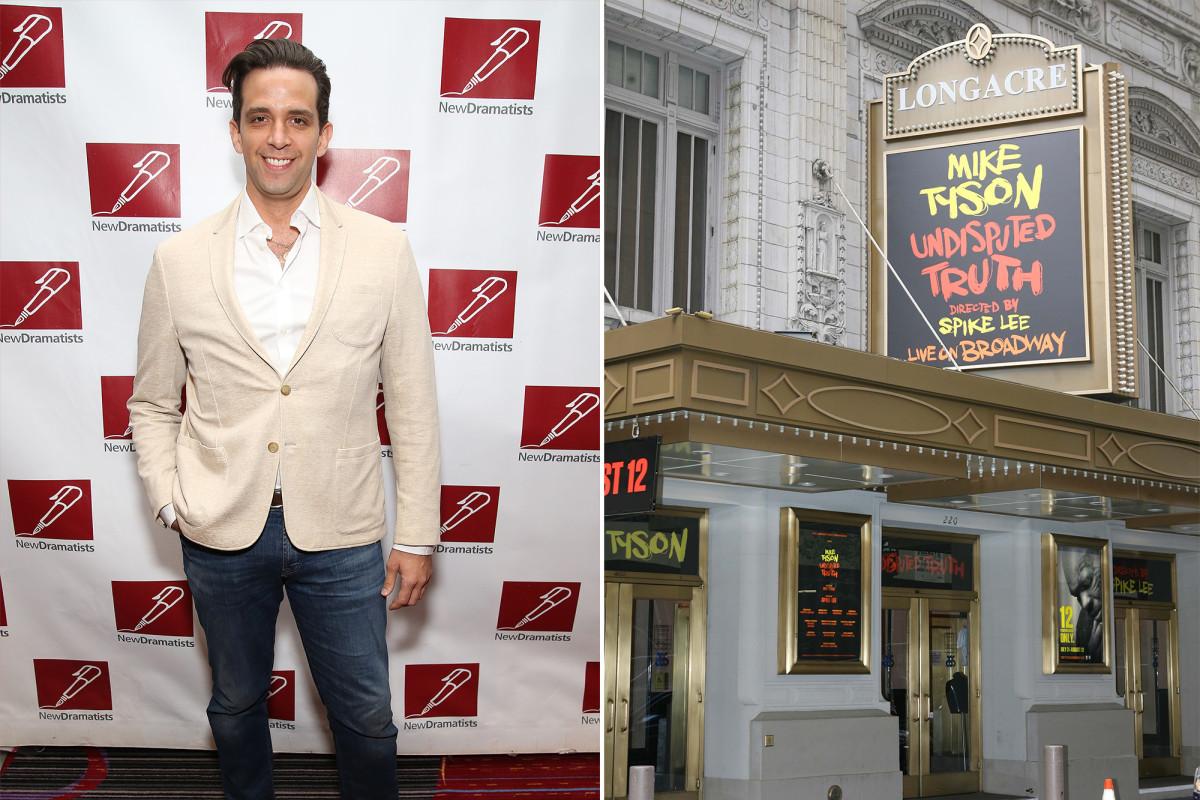 Fans creëren een petitie om de naam van Longcre Theatre in NYC te hernoemen naar Nick Cordero