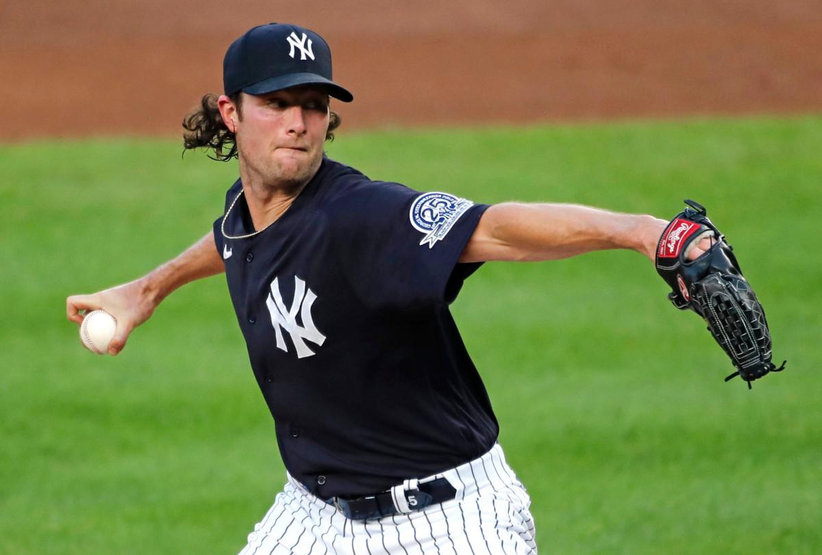 Het wordt eindelijk echt voor Yankees 'Gerrit Cole