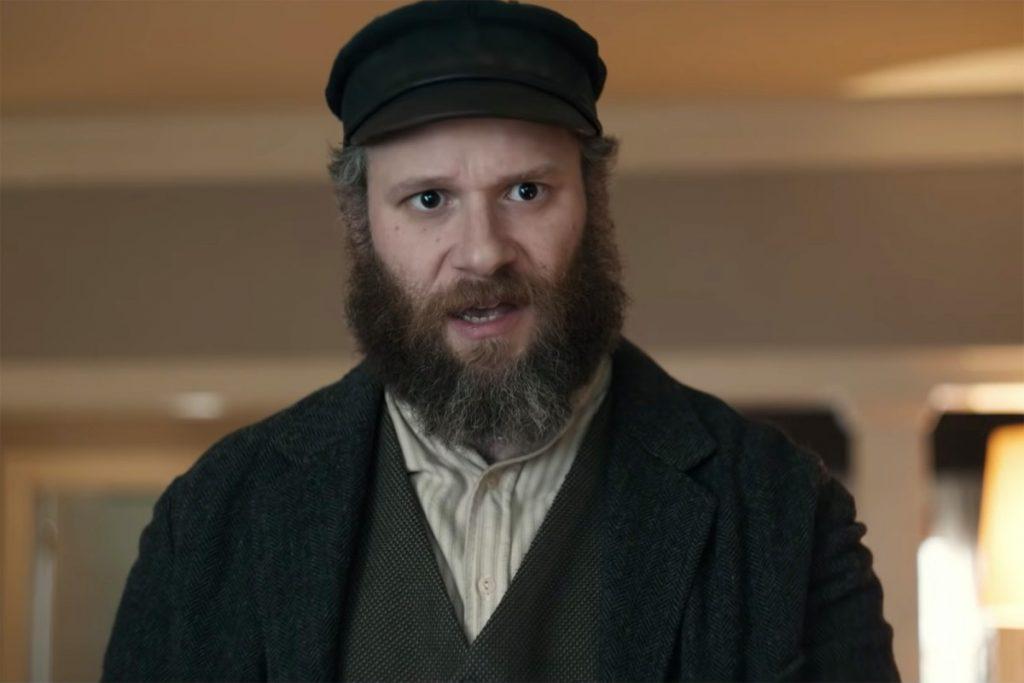 Hilarische trailer voor Seth Rogen's 'An American Pickle' drops