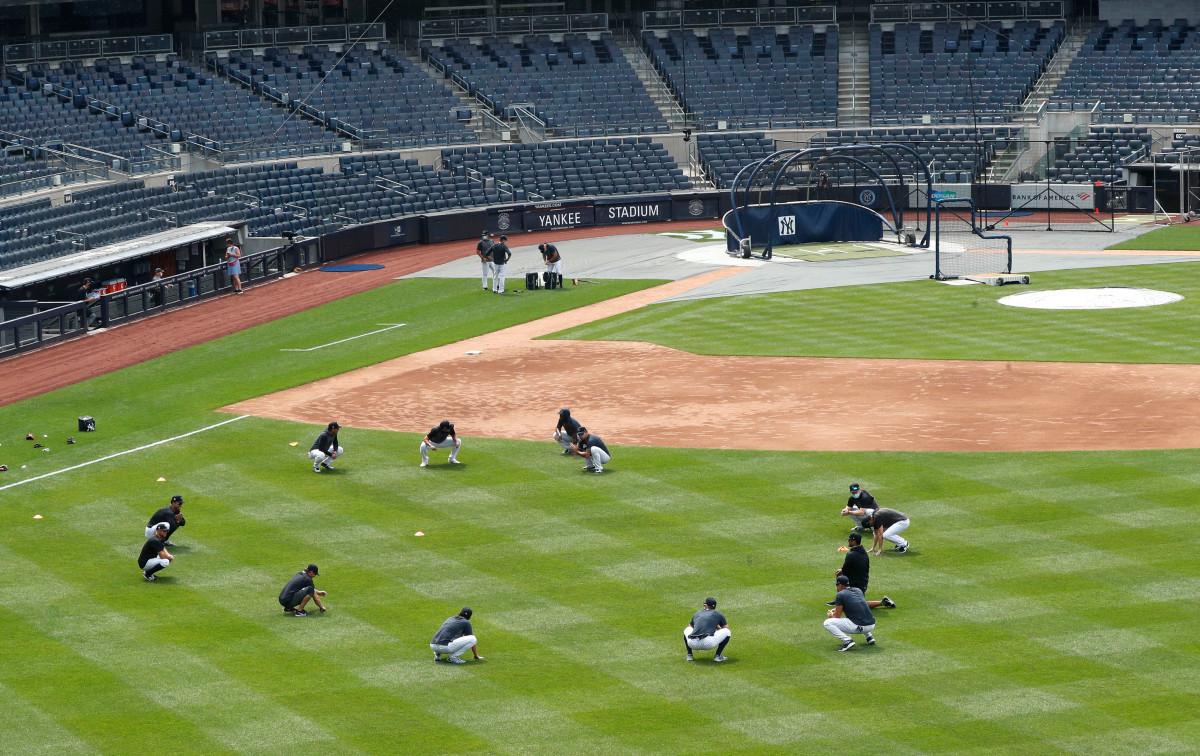 Hoe Yankees het geluid willen brengen
