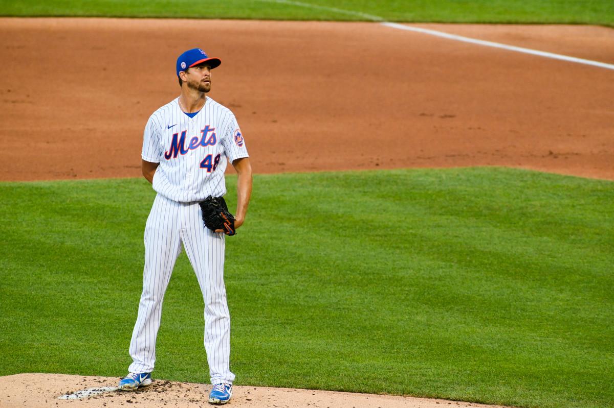Jacob deGrom's kijk op de openingsdag van Mets, Cy Young-verdediging