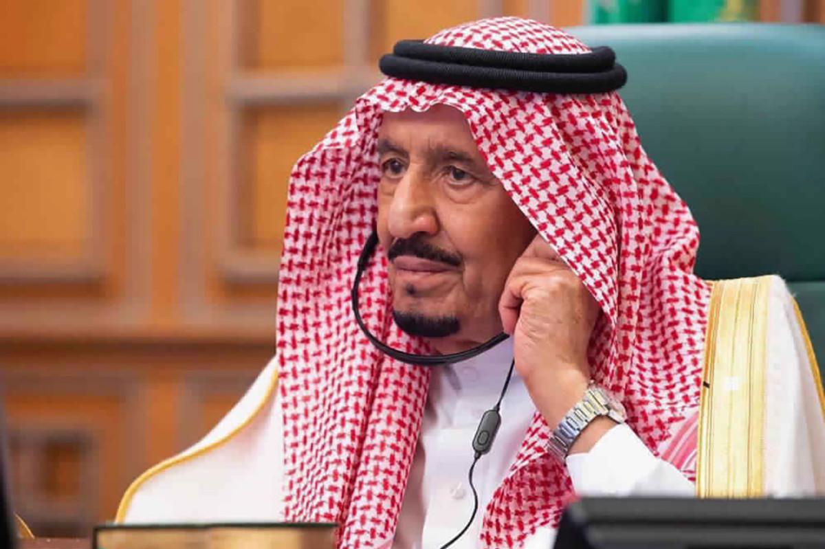 Koning Salman van Saudi-Arabië werd in het ziekenhuis opgenomen voor tests
