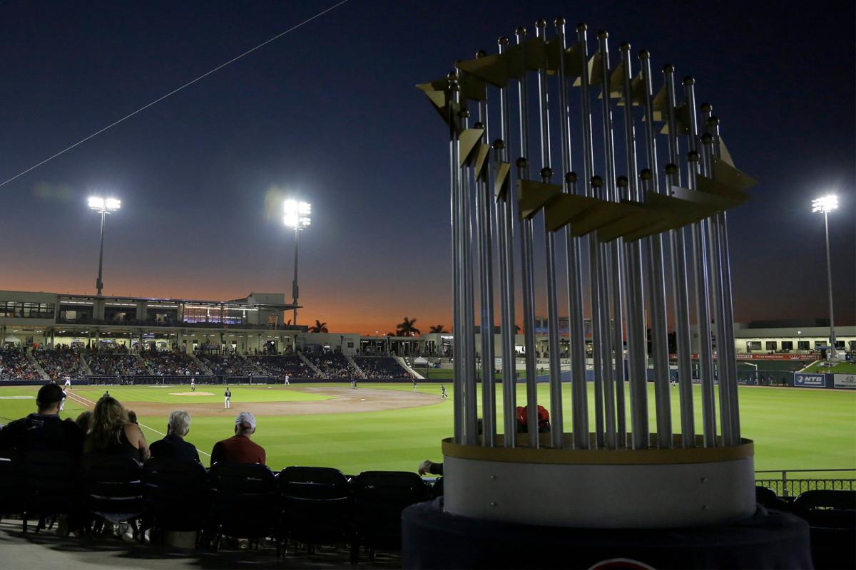 MLB bespreekt uitgebreide play-offs voor het seizoen 2020