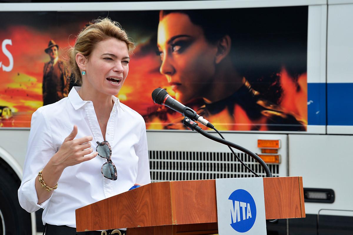 MTA-baas Sarah Feinberg 'gefrustreerd' door terugtrekking van de NYPD-outreach