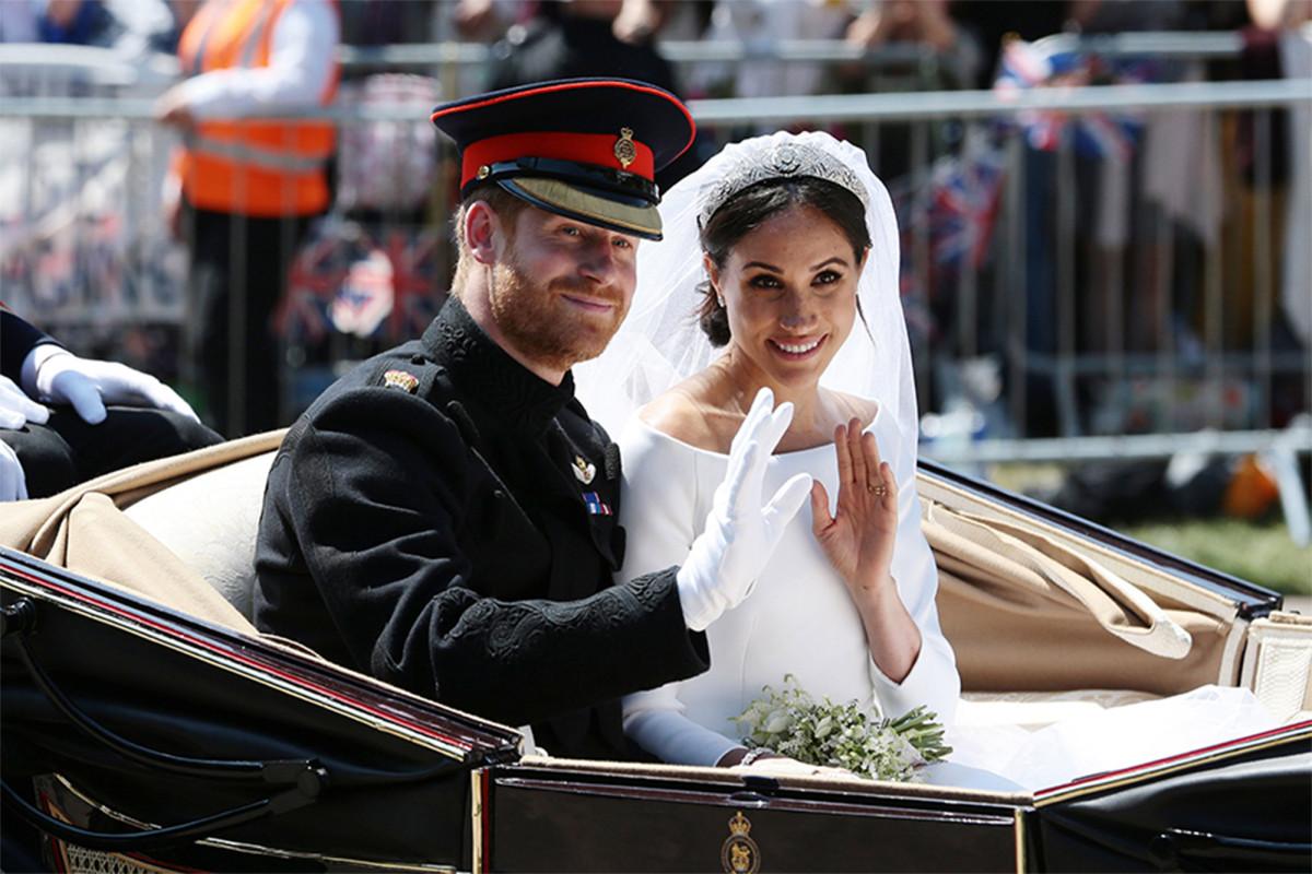 Meghan Markle smeekte haar vader haar huwelijk met prins Harry bij te wonen