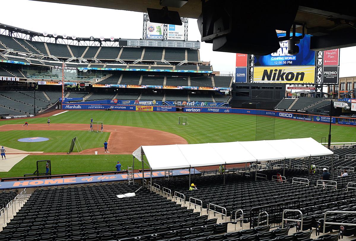 Mets-Yankees introduceren New York opnieuw in teamsporten