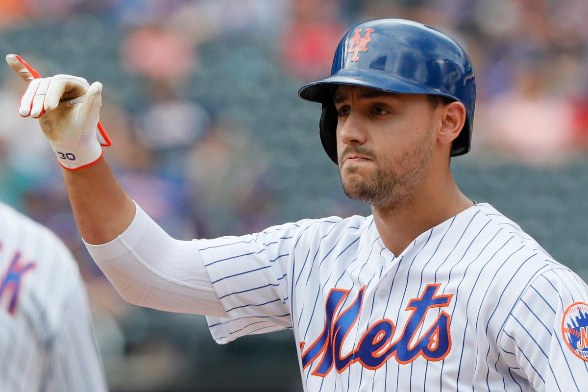 Michael Conforto van Mets had een 'frustrerende' baan tijdens de MLB-arbeidersoorlog