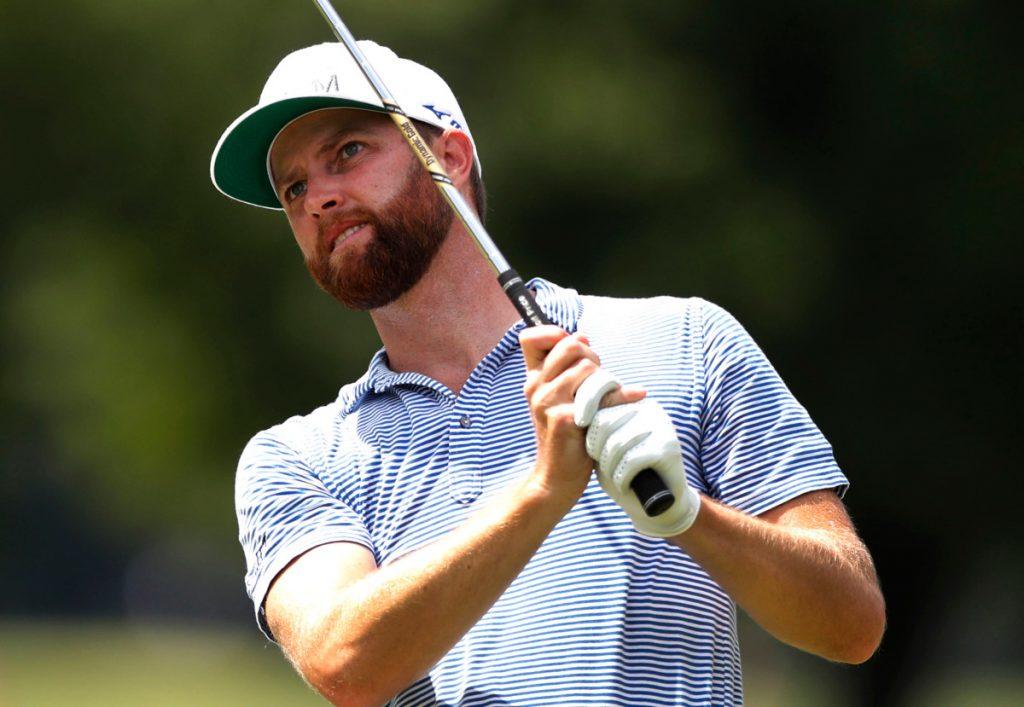 Onwaarschijnlijk PGA Tour pro gelijk voor voorsprong op Rocket Mortgage Classic