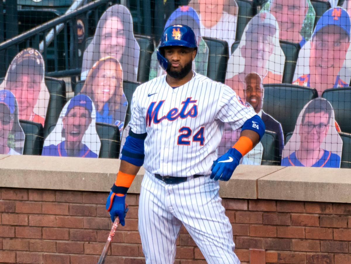 Robinson Cano probeert swing te vinden voordat het seizoen van Mets begint