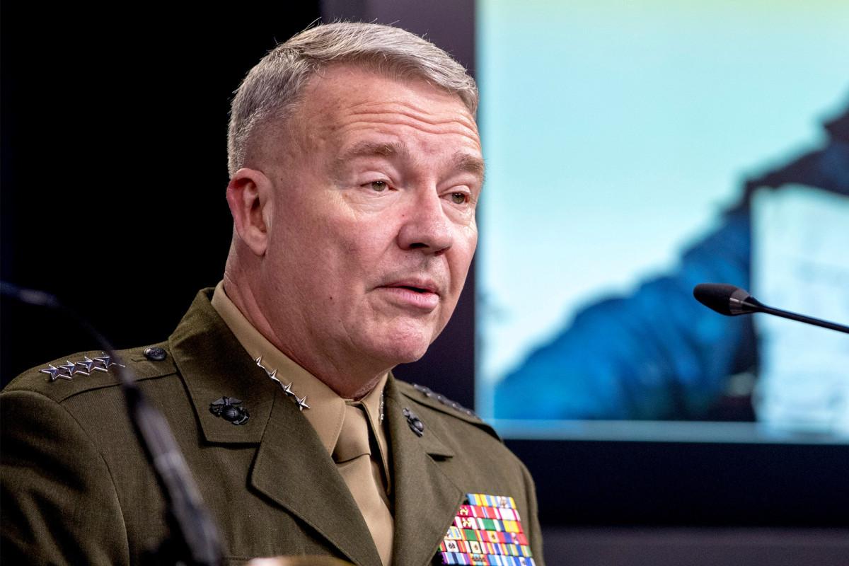 Top Amerikaanse generaal zegt dat premie-informatie Rusland-Taliban 'niet bewezen' is