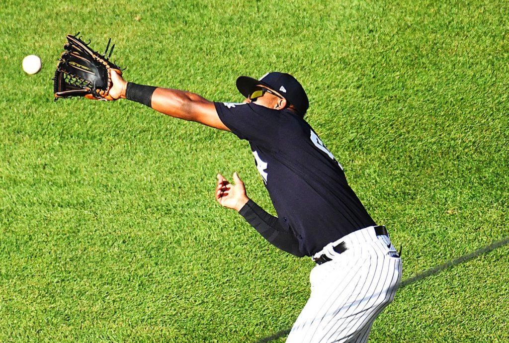 Wat Miguel Andujar van Yankees doet om zijn verdediging te verbeteren