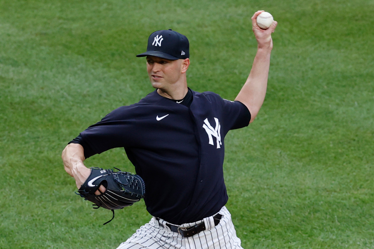 Yankees hebben geluk om J.A. Happ money dilemma