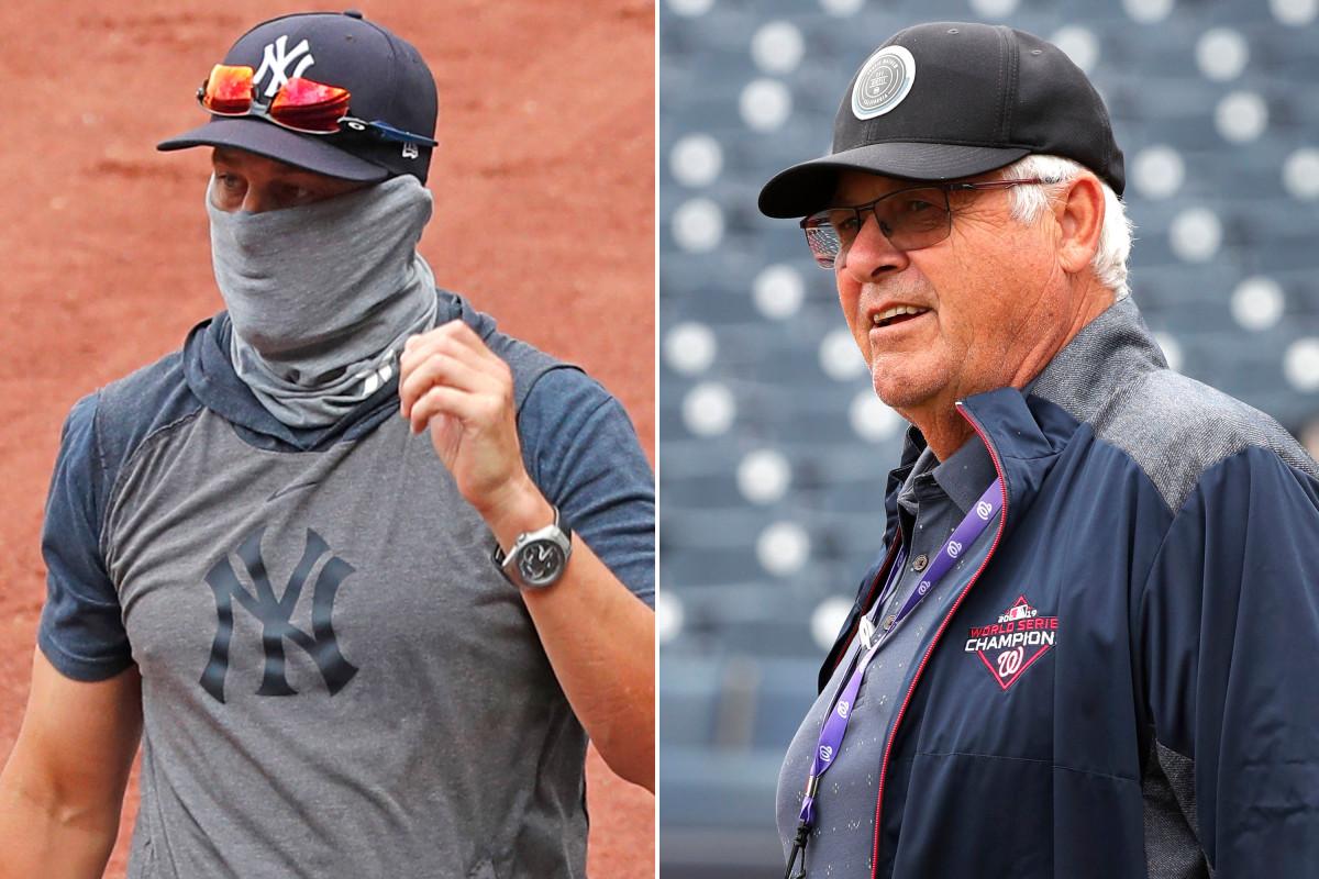 Yankees wilde Aaron Boone is gebouwd voor het MLB-seizoen 2020: Bob Boone