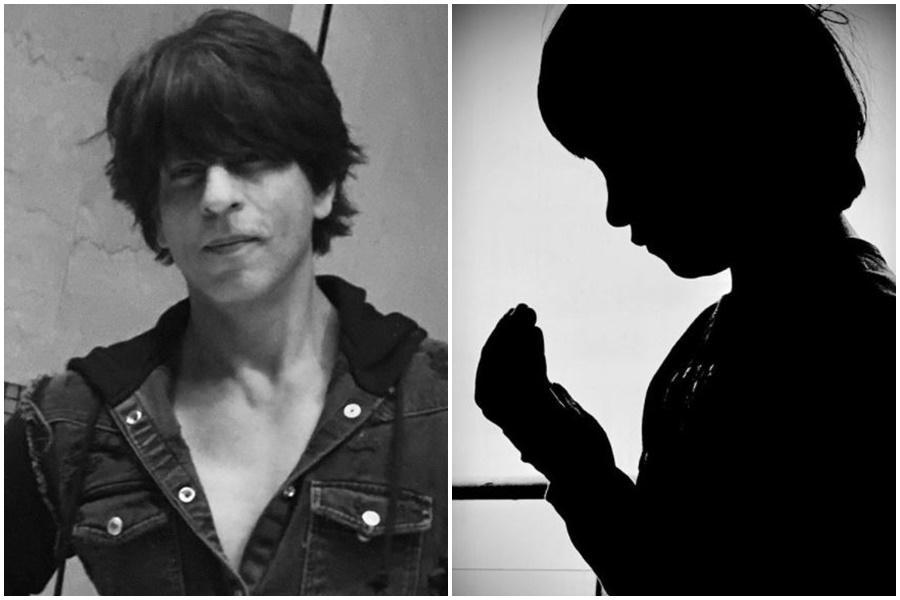 Shah Rukh Khan and son Abram
