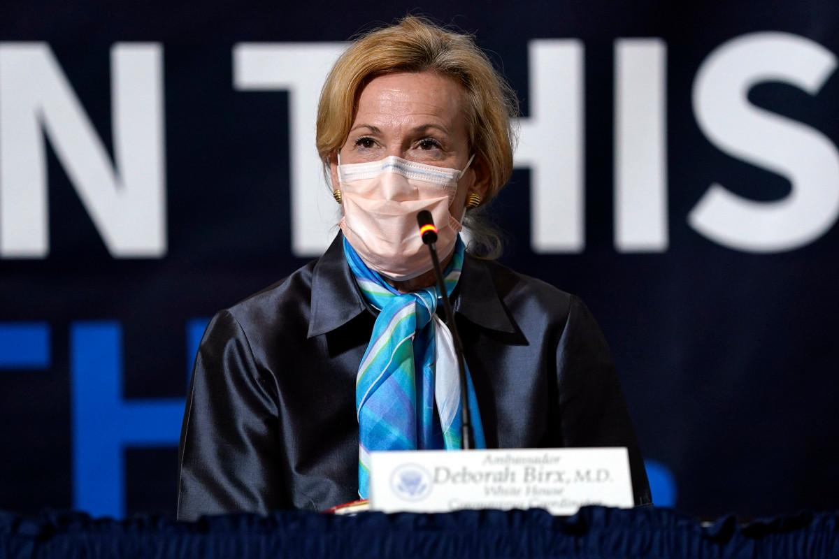 US COVID-19 pandemie in 'nieuwe fase' naarmate de gevallen toenemen