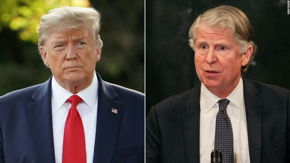Aanklagers van New York zeggen dat het Trump-onderzoek verder gaat dan stille geldbetalingen