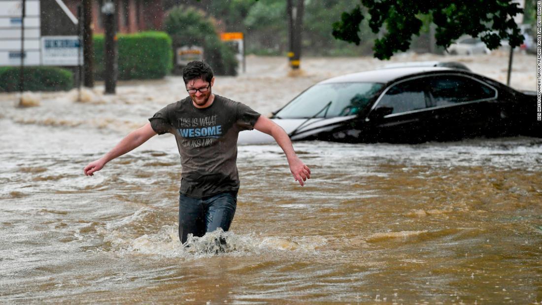 Isaias: Na 5 doden aan de oostkust, heeft de storm zijn weg naar Canada gevonden