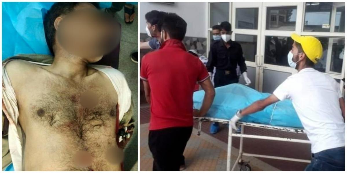 BJP sarpanch shot dead by terrorists in Kashmir