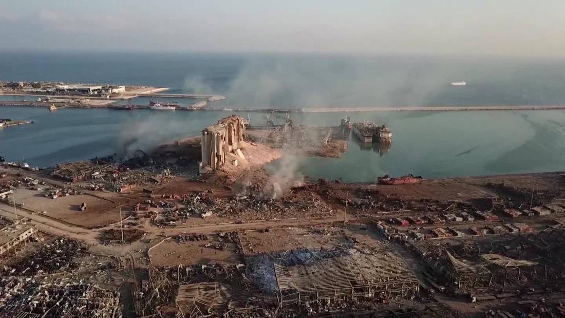 Live updates: Beiroet-explosie