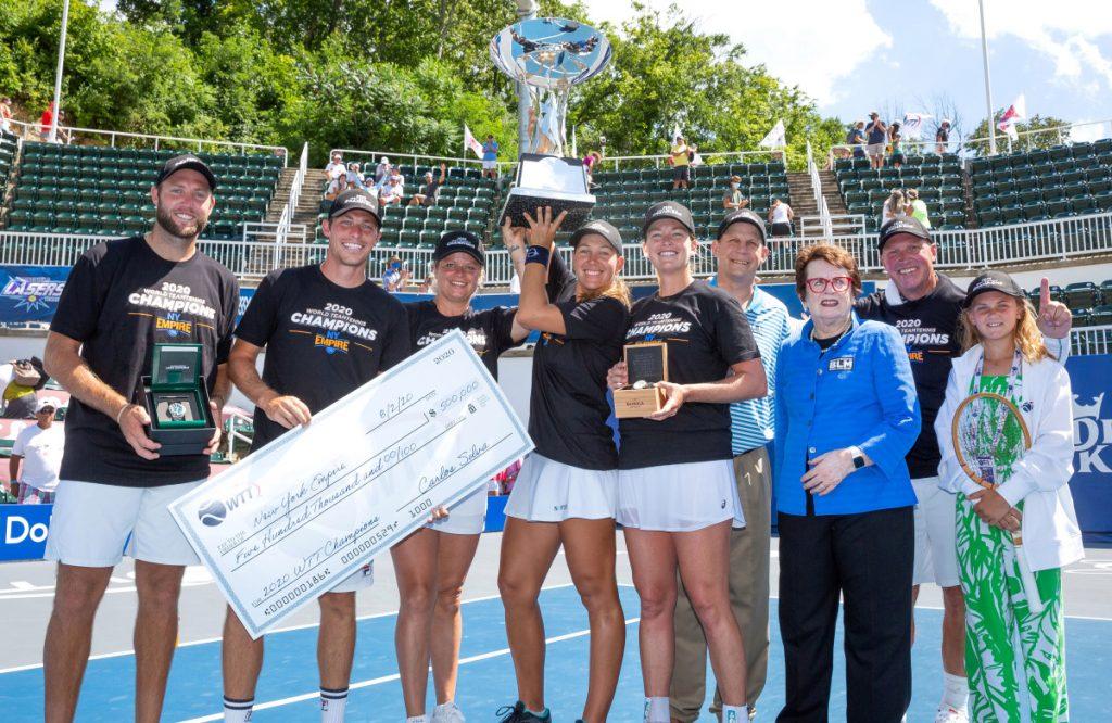 Het succes van het WTT-coronavirusprotocol biedt hoop voor US Open