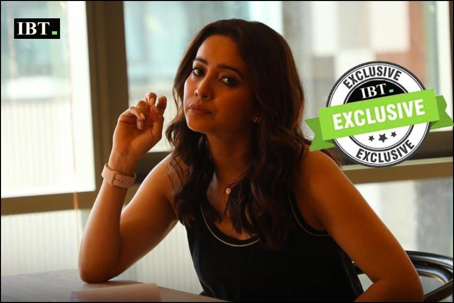 Asha Negi, on-screen journalist in Abhay 2, wants to interview THIS personality in real life: Exclusive