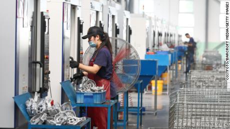 De economie van China groeit weer. Dat is goed nieuws voor de rest van de wereld