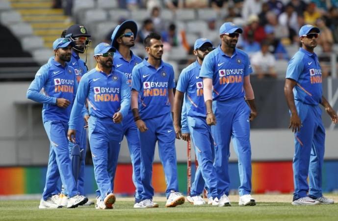 Indiase cricketteam