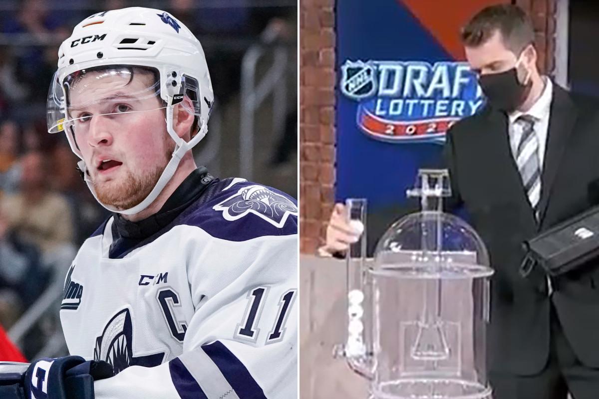 NHL Draft-loterij leidt tot samenzweringstheorie van Rangers, Alexis Lafreniere